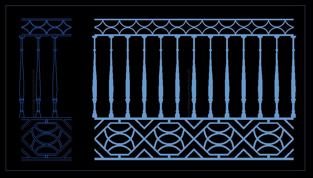Barandillas forja balcon barandilla portal car interior for Barandillas hierro forjado