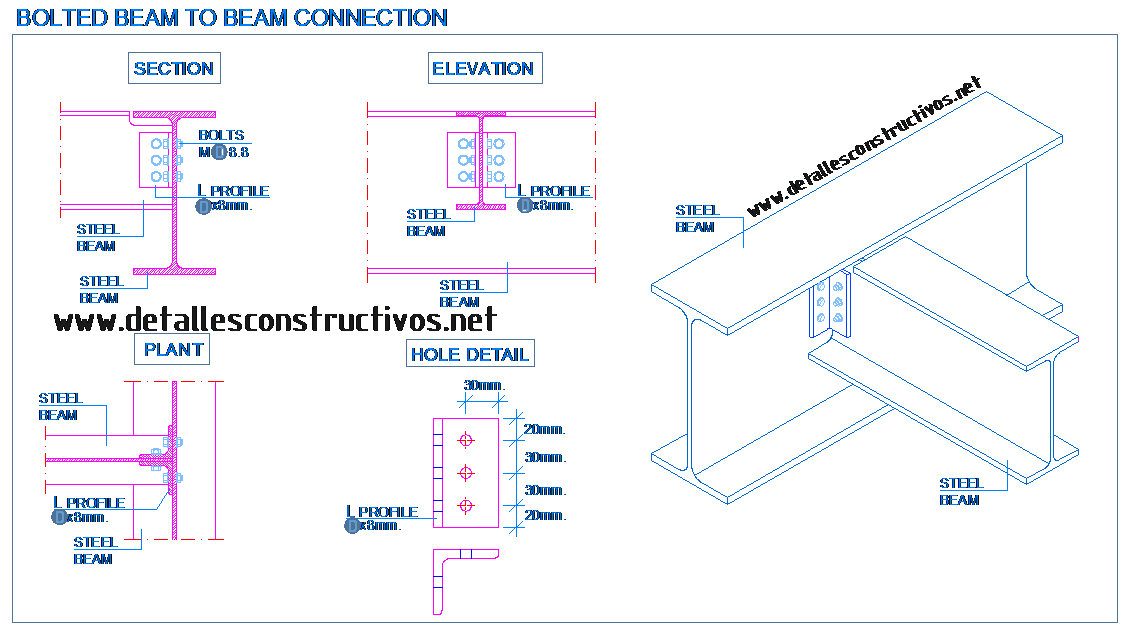 steel connections | detallesconstructivos net