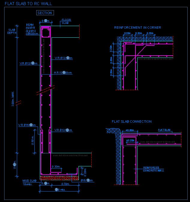 Rc Retaining Walls : Retaining walls detallesconstructivos