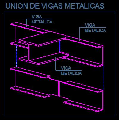Detalles constructivos en dwg for Forjado estructura metalica