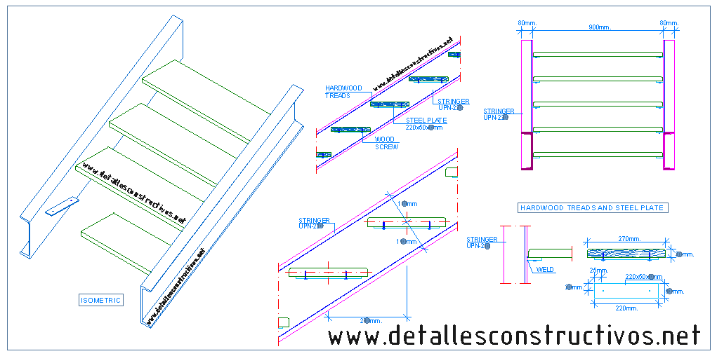 Stairs Detallesconstructivos Net