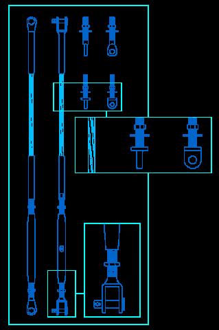 fijaciones_cables_acero_cancamo_tensor_barandillas_anneaux_levage_tendeur_acier