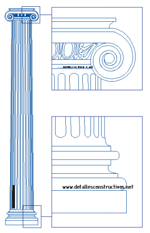 ionic_column_greek_classical_orders_architecture_free_download_ionische_saule