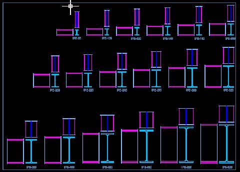 ipe_steel_profiles_h_sections_shapes_beams_rolled_joist_viga_perfil_metalico