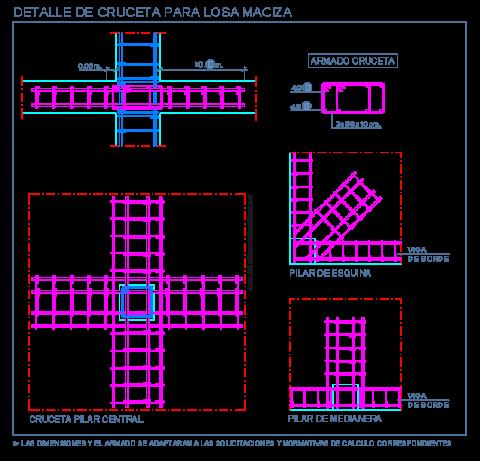 losa_maciza_hormigon_armado_crucetas_punzonamiento_drop_panel_panneau_concrete