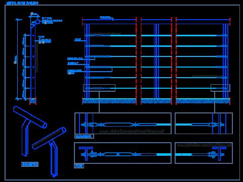 metal_wire_railing_steel_cable_guard_top_rail_post_inox_turnbuckles_gelander