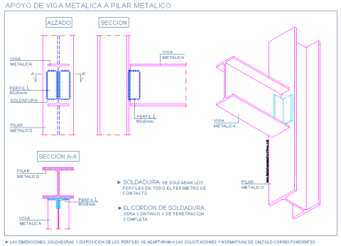 perfiles_l_seat_steel_connection_beam_column_apoyo_mensula_metalica_pilar