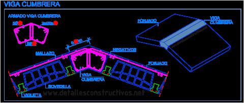 viga_cumbrera_carener_hormigon_armado_concreto_dos_aguas_cubierta_viguetas_techo_inclinado_limatesa_slab_ridge_beam_rcc_concrete_cumeeira_poutre_faitiere_beton_arme_trave_colmo_detail_forjado_unidireccional_viguetas_dwg_cad