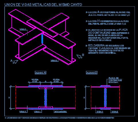 vigas_perfiles_metalicos_union_conexion_connection_beams_unione_trave_enchvetrem