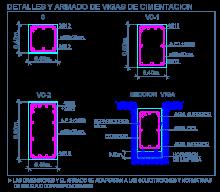 hormigon_armado_viga_centradora_atado_liga_riostra_cimentacion_bloque_dwg
